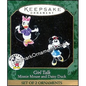 1999 Girl Talk, Disney, Miniature