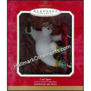 2001 Cool Sport, Coca Cola Polar Bear