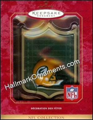 2001 NFL Collection - Green Bay Packers