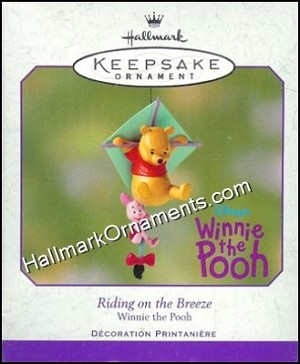 2001 Riding on the Breeze, Winnie the Pooh Collection