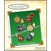 2002 Gifts of the Season, Set of 12, Miniature