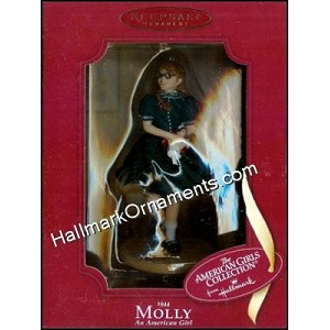2002 American Girls Collection - Molly