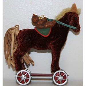 2003 A Pony for Christmas #6 COLORWAY