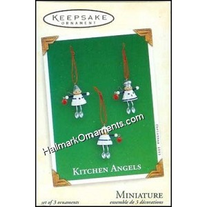 2003 Kitchen Angels, Miniature