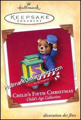 2004 Childs Fifth Christmas, Child's Age
