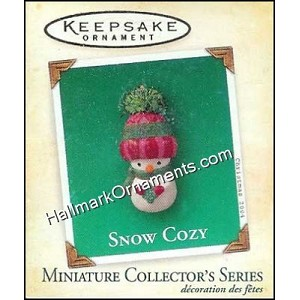 2004 Snow Cozy #3, Miniature