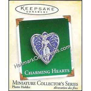 2005 Charming Hearts #3, Miniature
