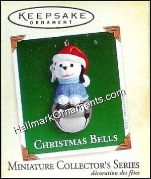 2005 Christmas Bells #11, Miniature