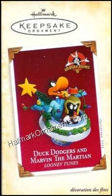 2005 Duck Dodgers and Marvin the Martian