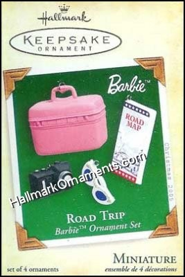 2005 Barbie Road Trip, Miniature