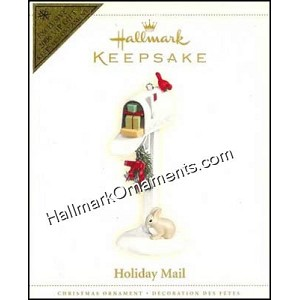2006 Winter Garden Holiday Mail, Colorway