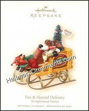 2007 Fox and Hound Delivery, Kringlewood Farms