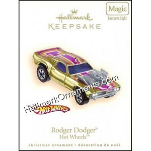 2007 Rodger Dodger, Hot Wheels , Magic