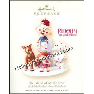 2007 The Island of Misfit Toys, Rudolph the Red Nosed Reindeer