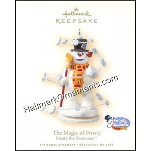 2007 The Magic of Frosty, Frosty the Snowman