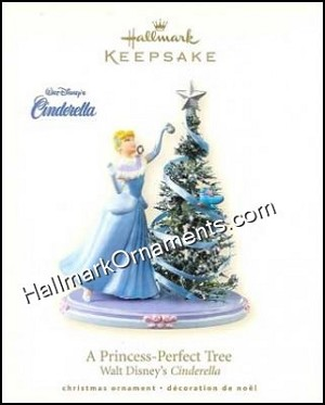 2008 A Princess-Perfect Tree, Walt Disney's Cinderella