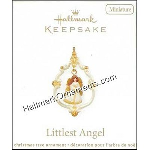 2011 Littlest Angel, Miniature