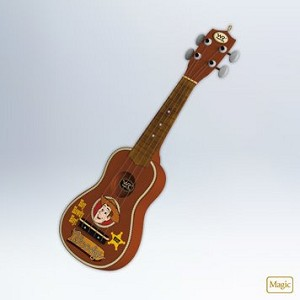2012 Woody's Roundup Guitar, Disney's Toy Story