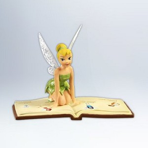 2012 Tink and the Fairy Journal, Tinker Bell