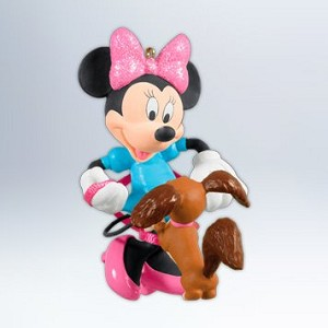 2012 Tangled Up in Fun, Minnie Mouse, Disney