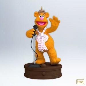2012 Fozzie Bear, The Muppet Show, Magic
