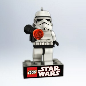 2012 Imperial Stormtrooper, Lego Star Wars - DB