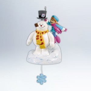 2012 Frosty Comes to Life, Frosty the Snowman