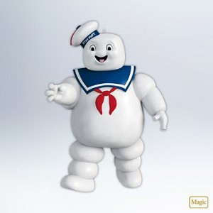 2012 Stay Puft Marshmallow Menace, Ghostbusters, Magic