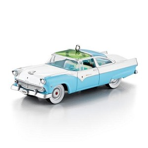 2013 1955 Ford Fairlane Crown Victoria Skyliner, Classic American Cars #23