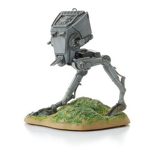 2013 All Terrain Scout Transport (AT-ST), Star Wars, Magic