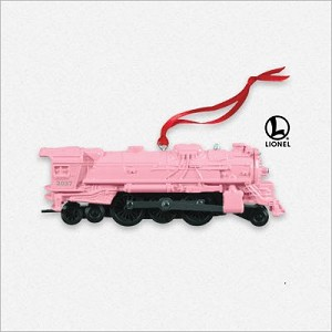 2013 Lionel 2037 Locomotive, Pink Colorway, LIMITED QUANTITY