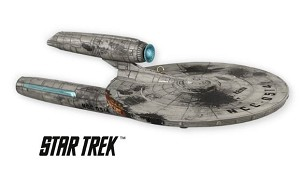 2013 U.S.S. Kelvin Colorway, Star Trek, SDCC - RARE
