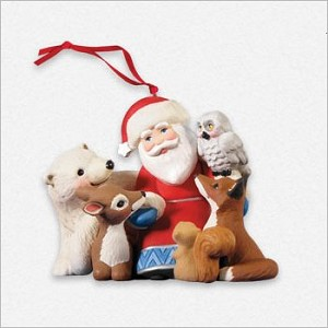 2013 Visit From Santa 5th Anniversary, LIMITED QUANTITY