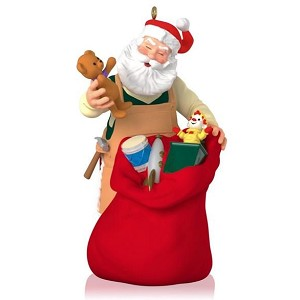 2014 Toymaker Santa, LIMITED EDITION