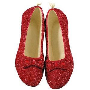 2014 Ruby Slippers, Wizard of Oz
