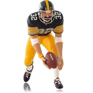 2014 The Immaculate Reception, Franco Harris, Pittsburg Steelers