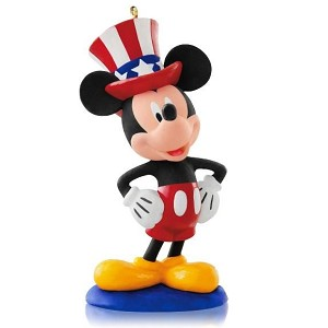 2015 A Year of Disney Magic #12 Yankee Doodle Mickey