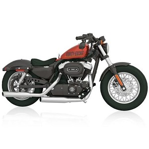 2015 Harley-Davidson #17 - 2014 Sportster Forty-Eight Motorcycle