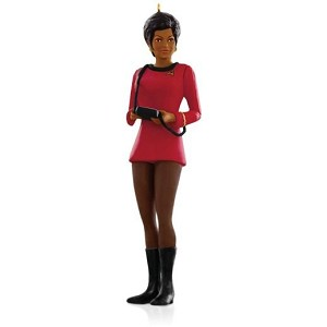 2015 Lieutenant Nyota Uhura, Star Trek Legends #6 (final)