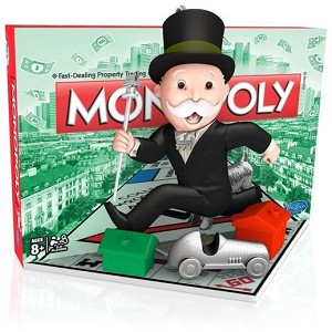 2015 Monopoly, Family Game Night #2