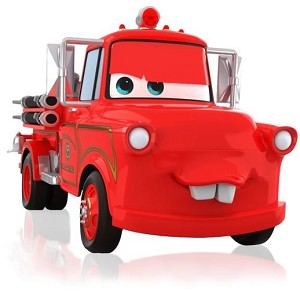 2015 Mater to the Rescue!, Disney's Cars