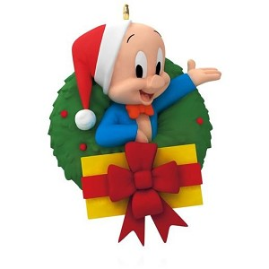 2015 Merry Christmas, Folks!, Porky Pig, Looney Tunes