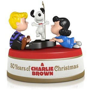 2015 50 Years of a Charlie Brown Christmas, Peanuts