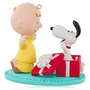 2015 A Snoopy for Christmas, Peanuts