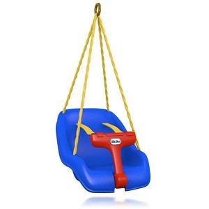 2015 Baby's First Swing Hallmark Ornament, Little Tikes