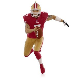 2015 Colin Kaepernick, Football Legends Compliment