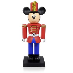 2015 Nutcracker Mickey Mouse, Disney, Tabletop