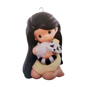 2015 Pocahontas, Disney, Precious Moments - Limited Quanity