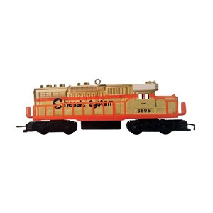 2015 Lionel Chessie System REPAINT, LIMITED EDITION