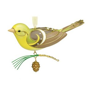 2015 Lady Western Tanager, Beauty of Birds, LIMITED EDITION